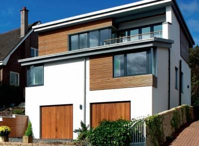 Eco House Award Winner, Dunbartonshire