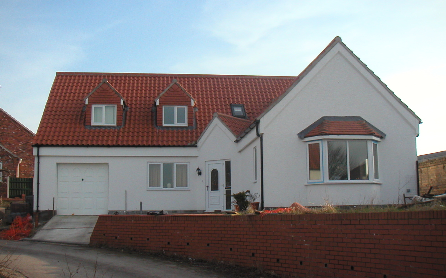 Lincolnshire Self-build Bungalow