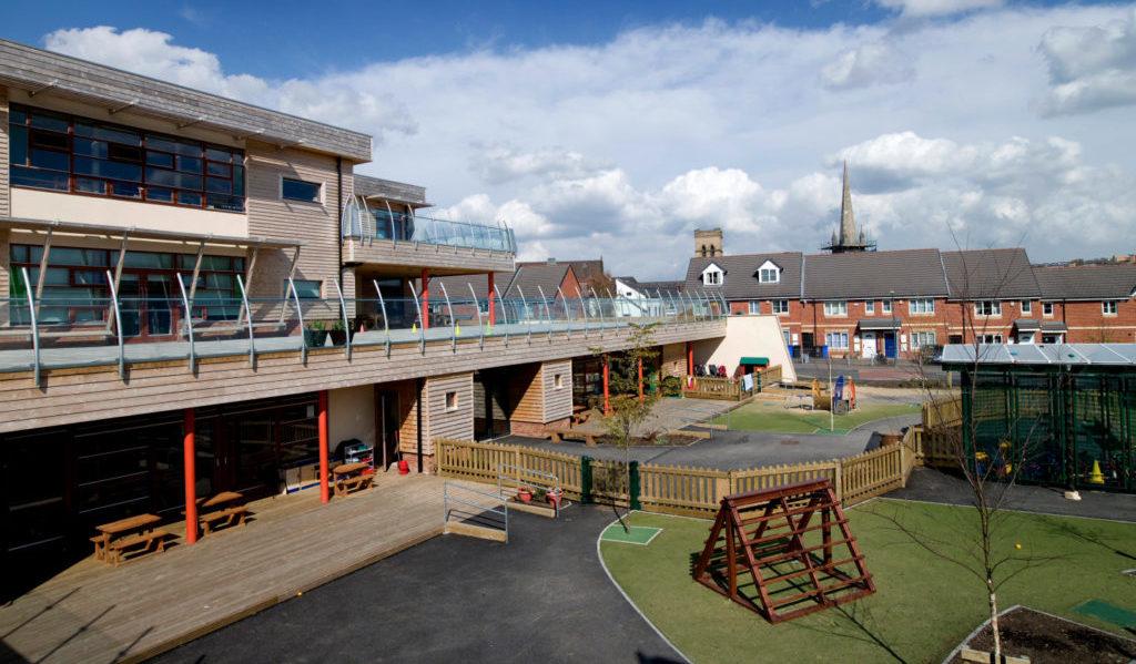 Sharrow School in Sheffield