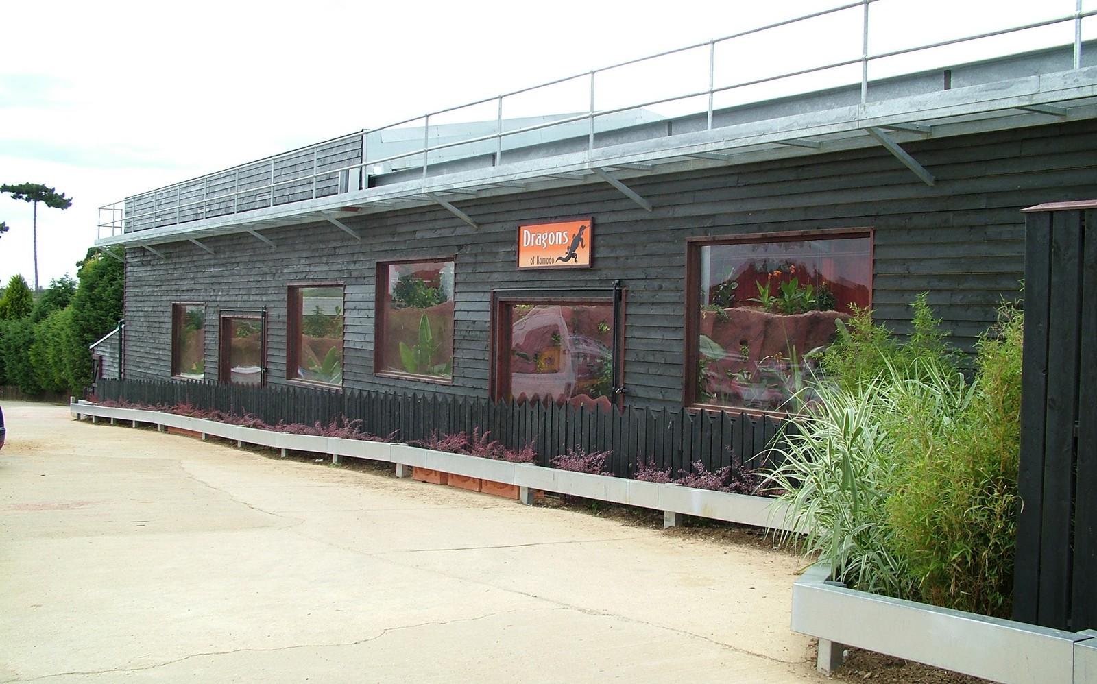 Komodo Dragon Centre, Colchester Zoo