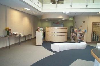 sharrow road school interior