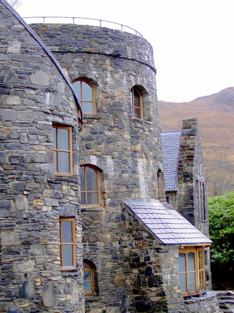 Cameron Mackintosh new house, Western Scotland