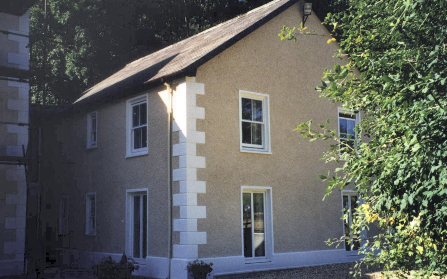 Nursing Home Extension at Carmarthen