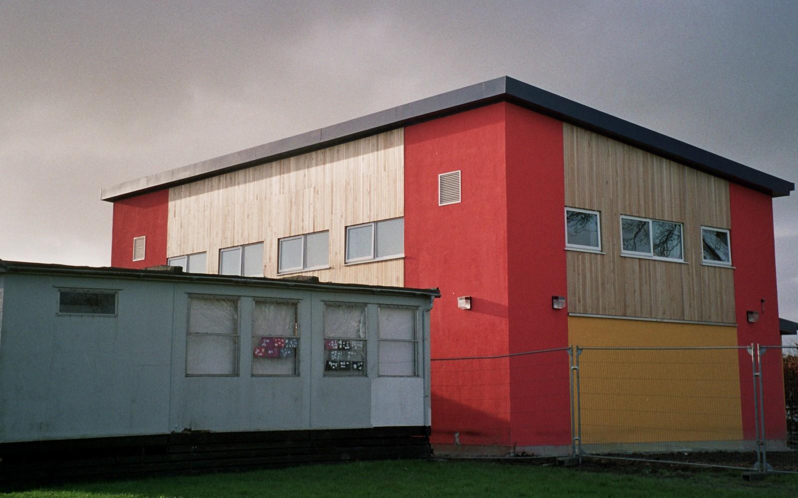 Community Hall Bothkennar School, Falkirk
