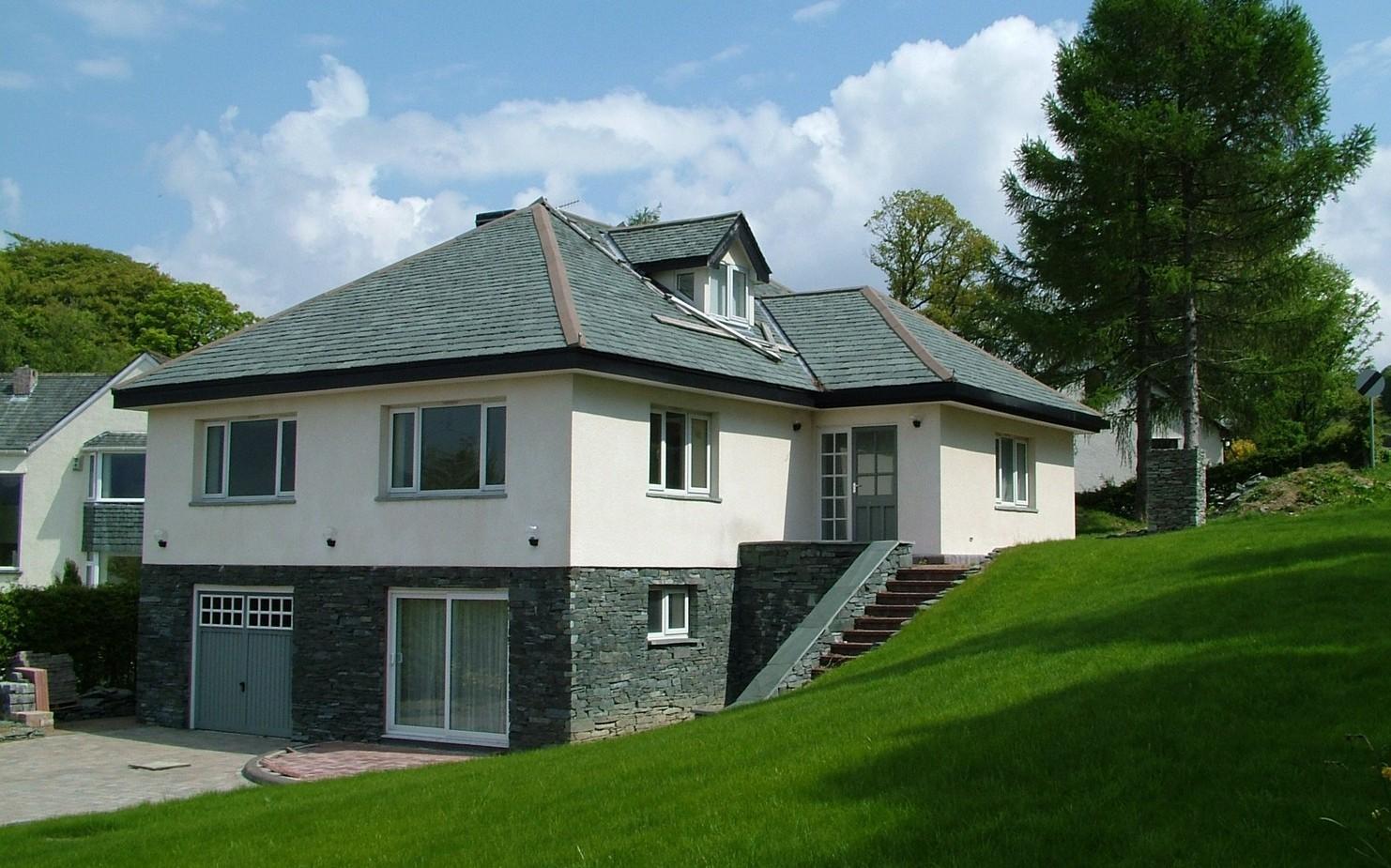 Detached Family Dwelling with Basement, Keswick