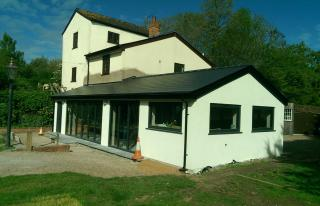 Single Storey Extension, Somerset