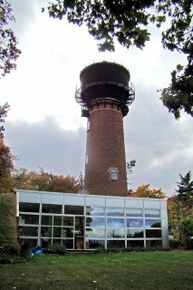 Water Tower Conversion Amersham Becowallform Insulated