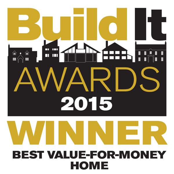 Build It Winner 2015 - Best Value-for-Money Home