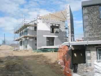 750 Lower Cottage Farm construction