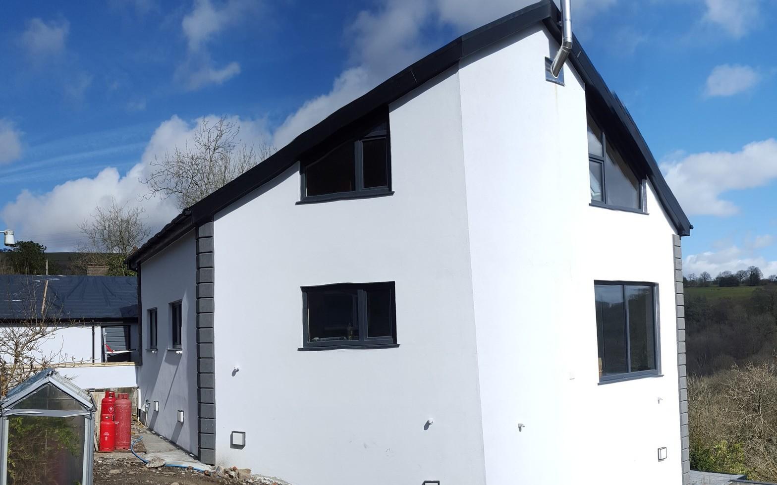 Heol Rhyd – 4-storey dwelling with basement