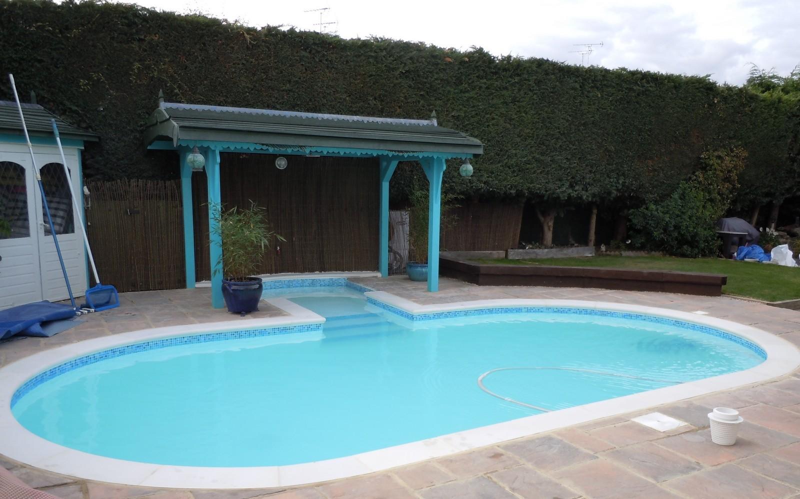 Replacement Swimming Pool, Brighton