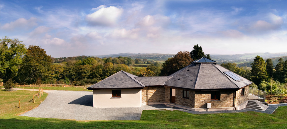 With high performance standards, BecoWallform is the ideal Self-Build system