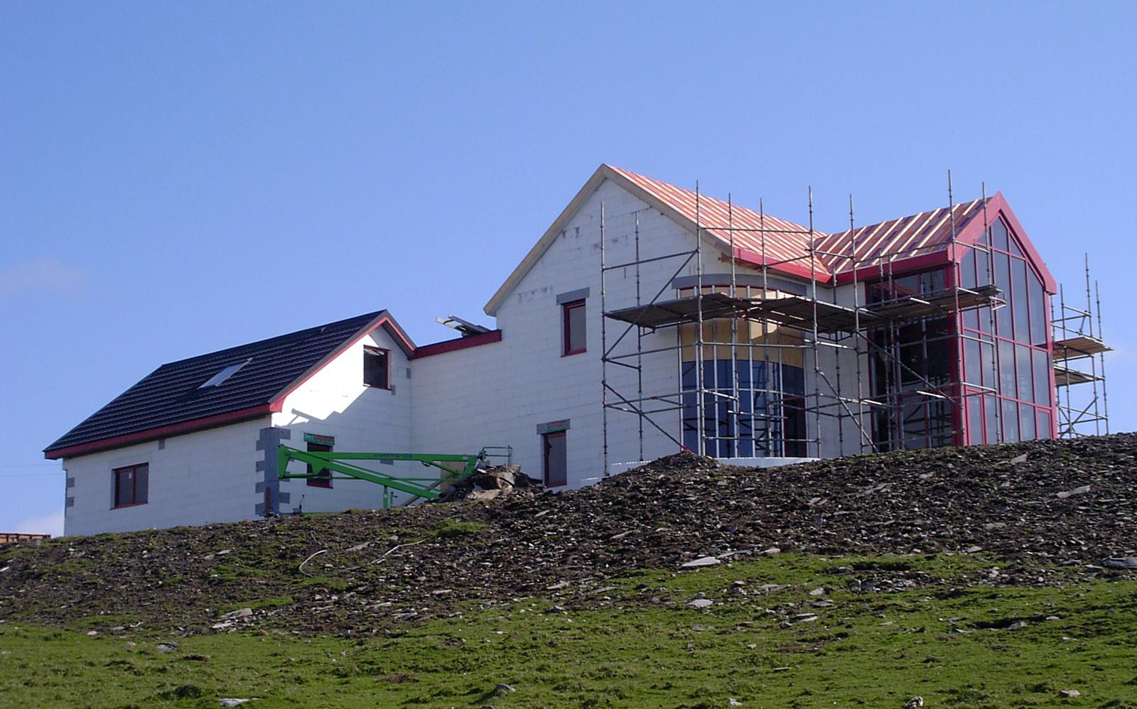Low energy performance – Shetland