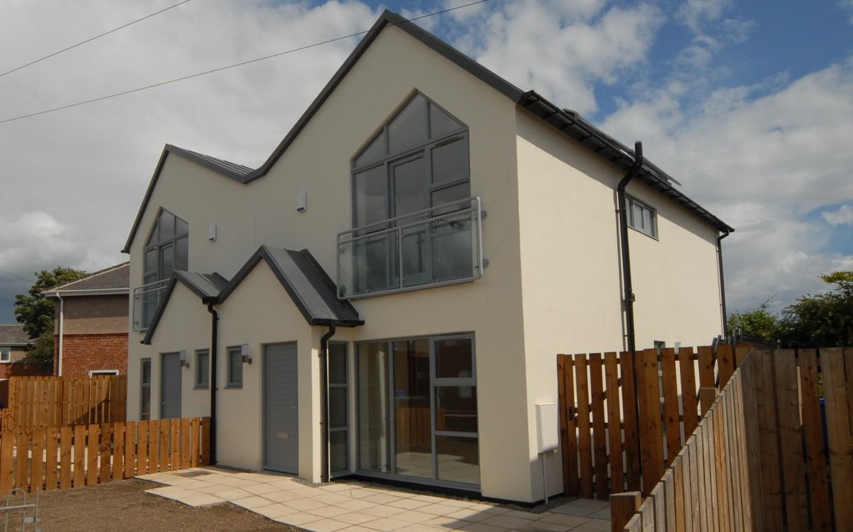 Social Housing Development – CSH Levels 3-5, Newcastle-on-Tyne