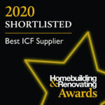 2020 Shortlisted for Best ICF Supplier badge