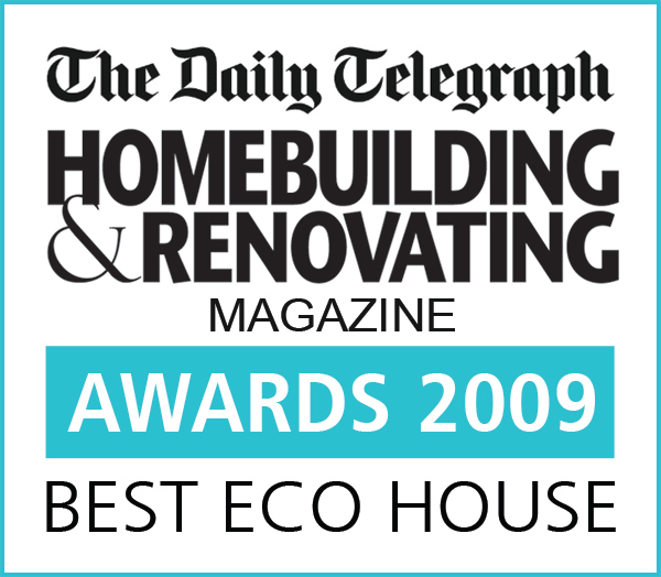 H&R Winner 2009 - Best Eco House 2009