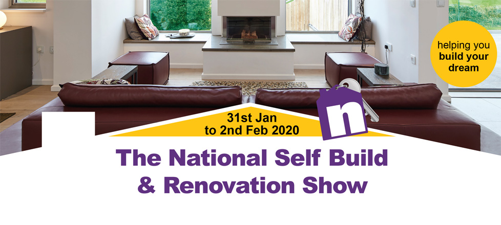 National Self Build & Renovation Show Winter 2020