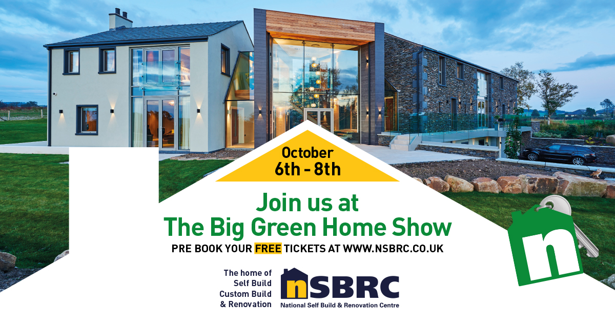 Big Green Home Show Reminder