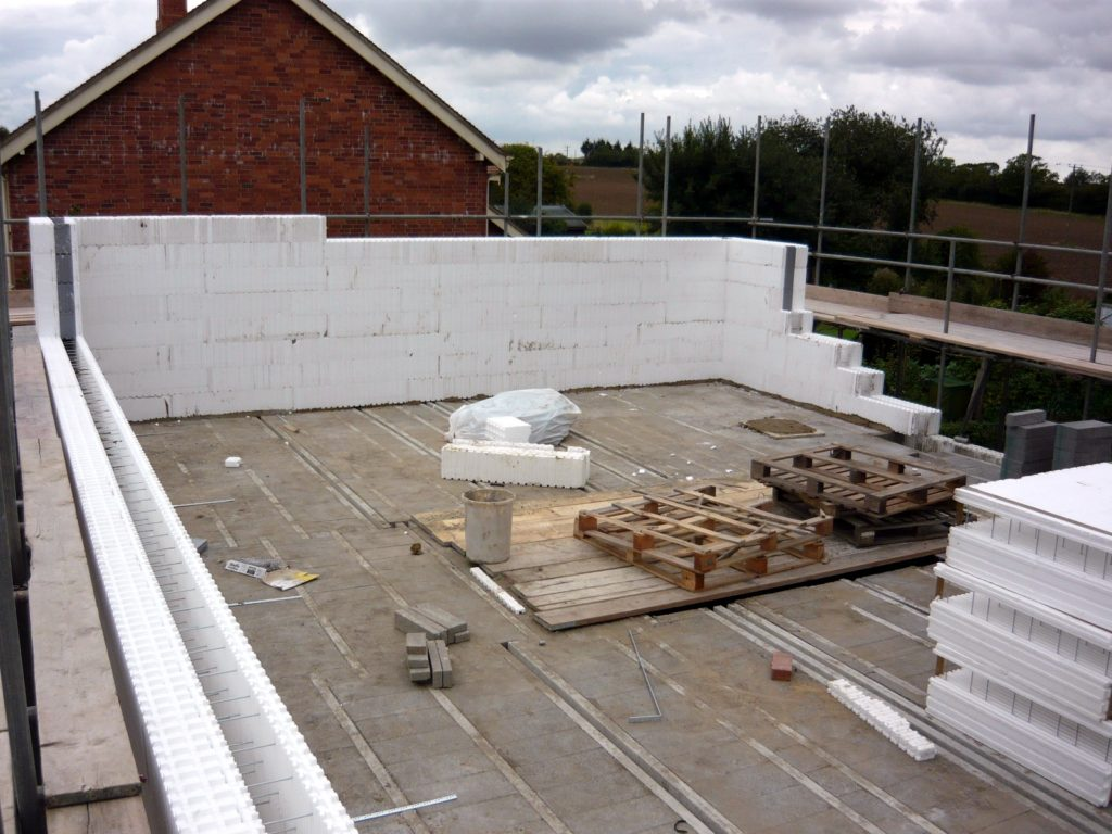 New self build Lincolnshire