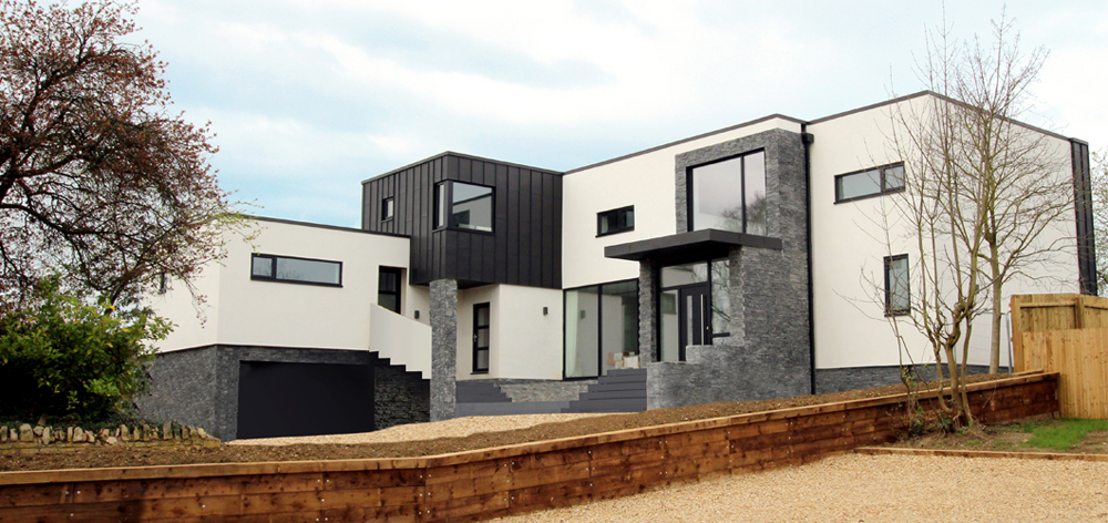 Contemporary Selfbuild in Lincolnshire