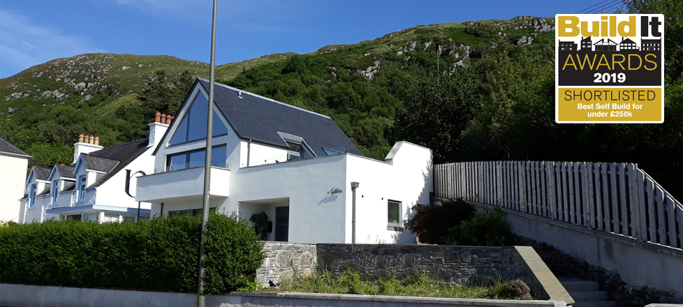 Aultfern – Shortlisted in the Build It Awards 2019!