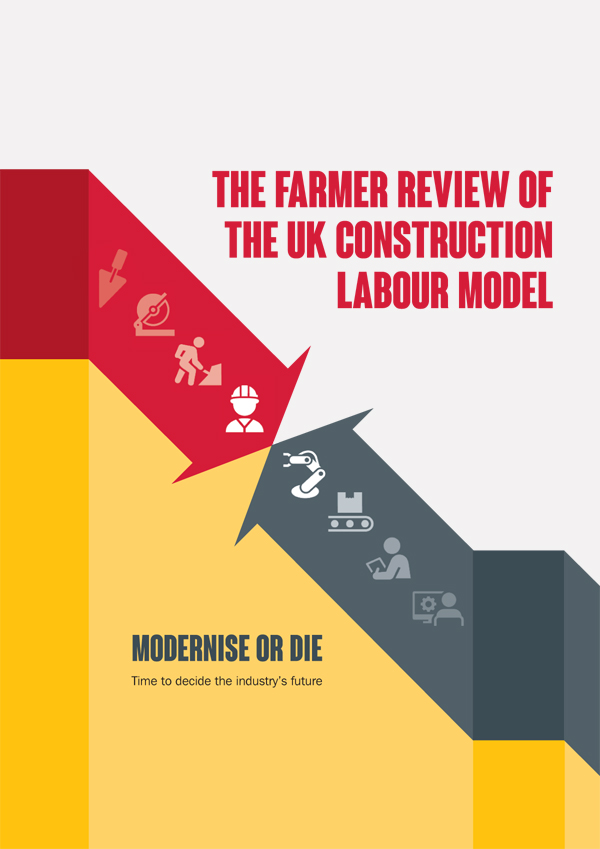 Farmer Report on UK Construction - Modernise or Die