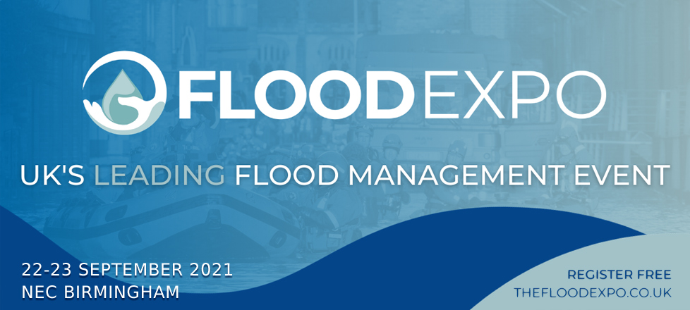 We are exhibiting this month at the No.1 UK event for anyone involved in flood management and defence