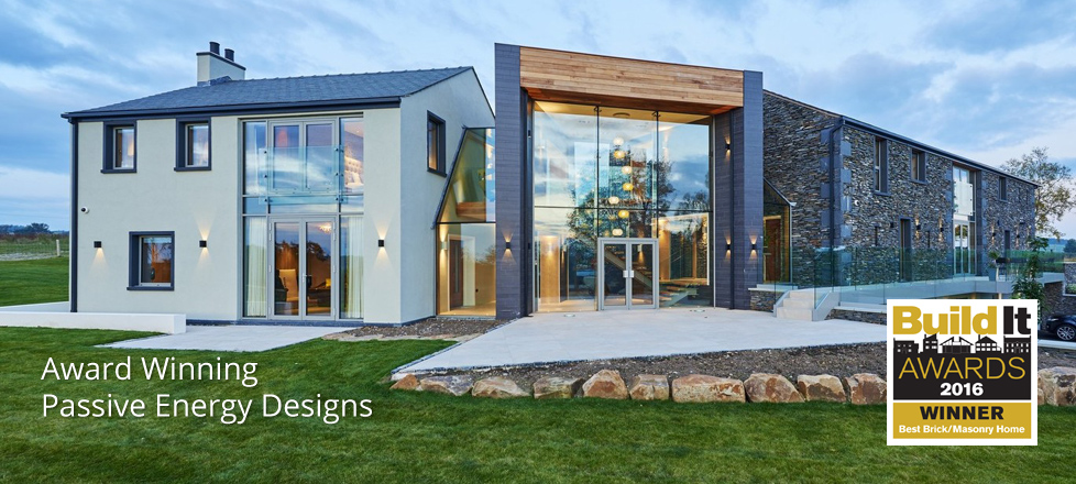 Award Winning Passive Energy Designs