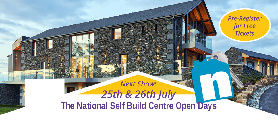 National Self Build & Renovation Show Update