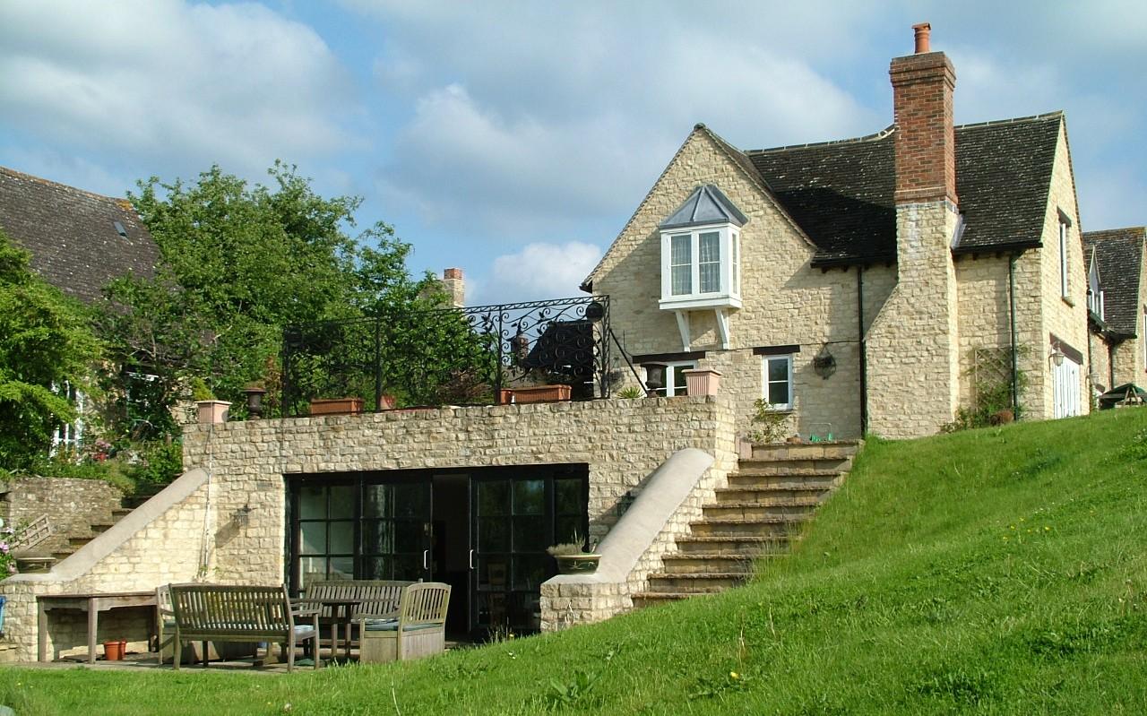 Garden Basement, Oxford