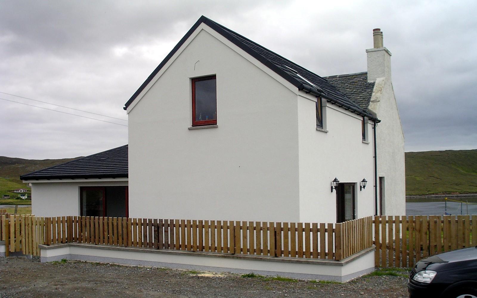 House Extension, Shetland