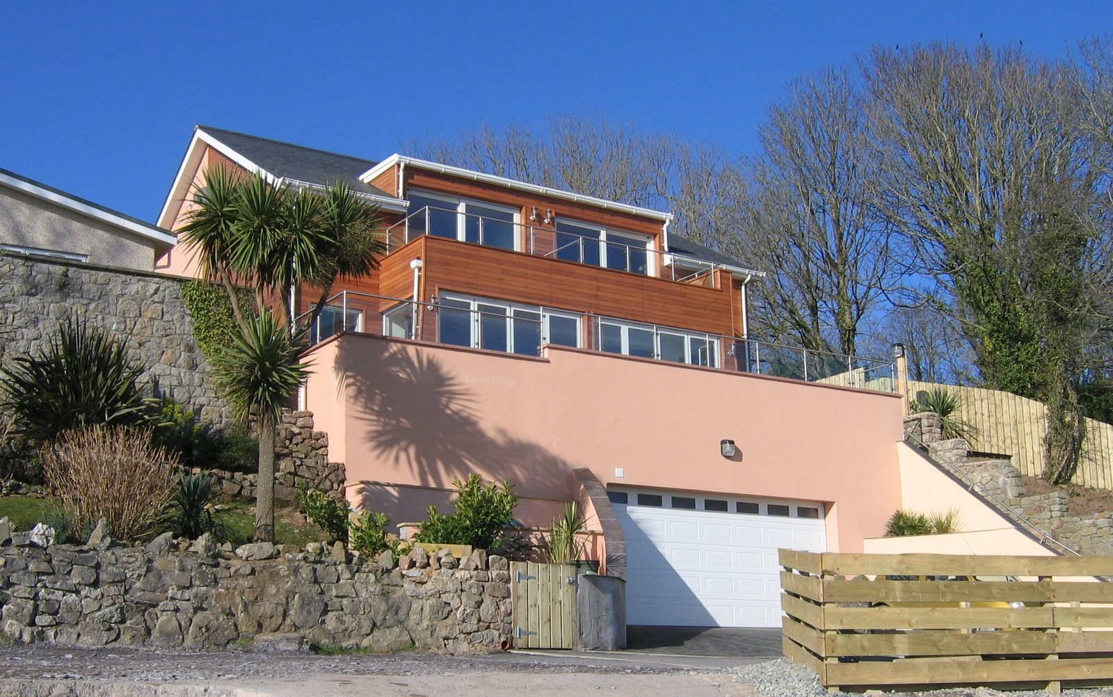 Private House with Basement – Anglesey