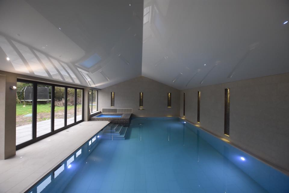 Pool and Pool House, Cheshire