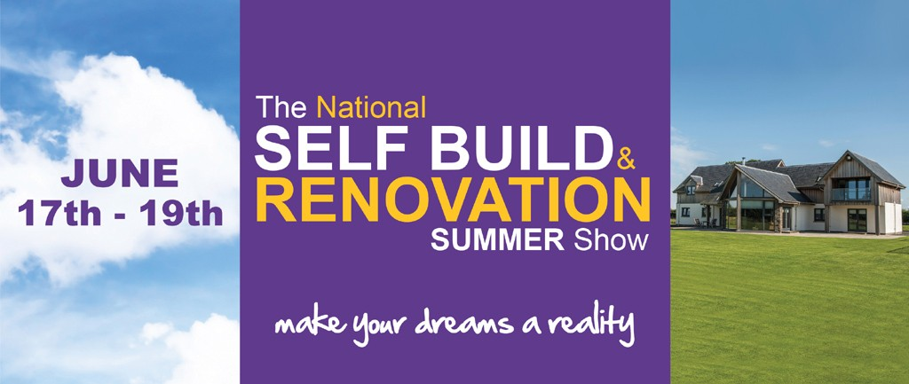 The National Self Build & Renovation Show 2016